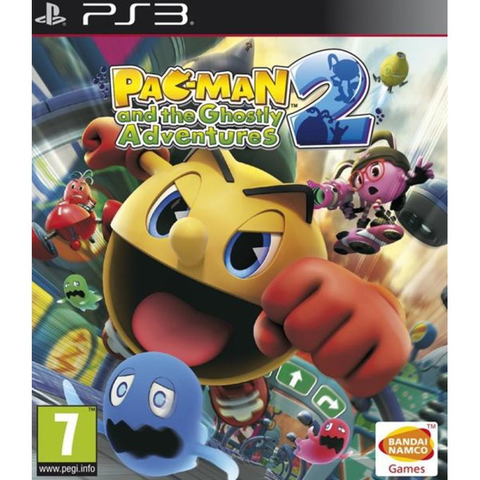 Pac-Man and the Ghostly Adventures 2, за PlayStation 3 image