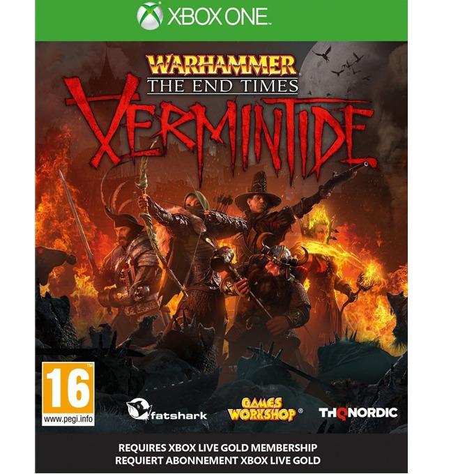 Игра за конзола Warhammer: End Times - Vermintide, за Xbox One image