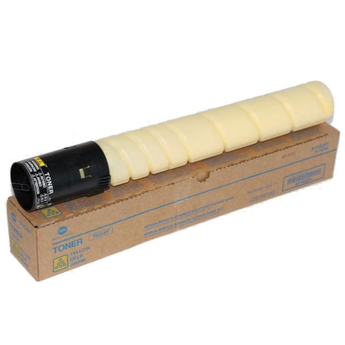 Тонер за Konica Minolta Bizhub C220/280 - Yellow - TN216Y - Заб.: 26 000k image