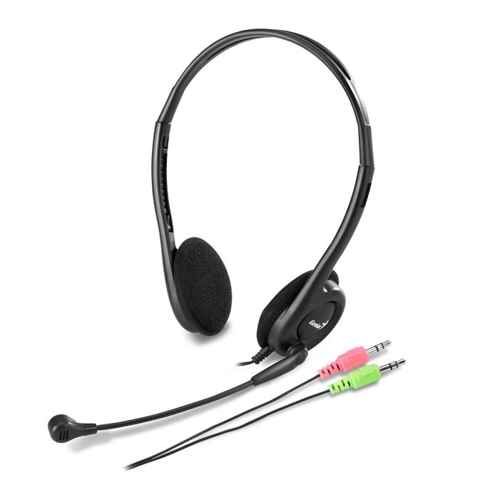 Слушалки Genius HS-200C, микрофон image