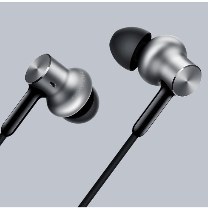 Слушалки Xiaomi Mi Pro HD QTEJ02JY, микрофон, 40мм говорители, сребристи image