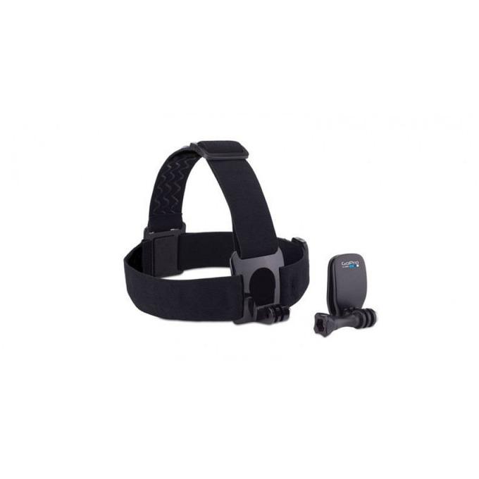 Лента за глава GoPro Head Strap + QuickClip, за HERO 2/3/3+/HD image