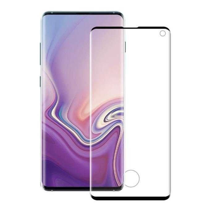 Протектор от закалено стъкло /Tempered Glass/ Eiger, за Samsung Galaxy S10 image