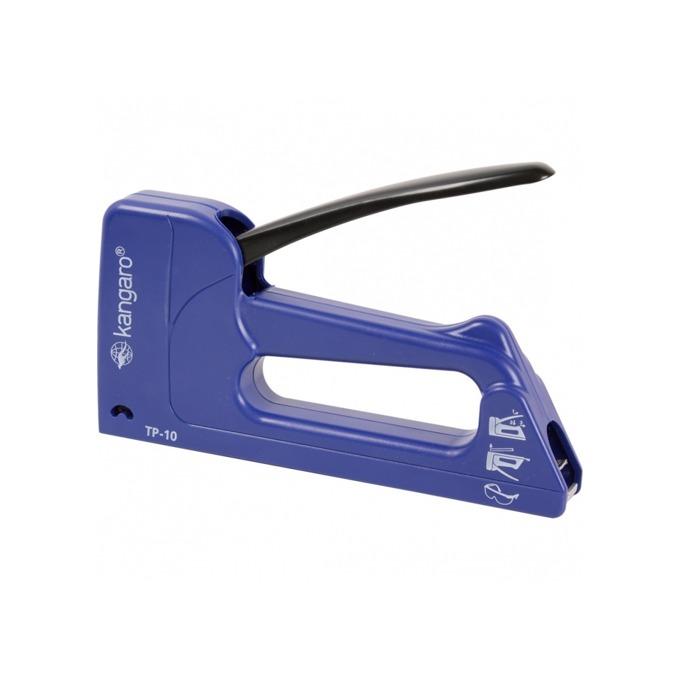 Такер Kangaro TP-10, сус заключване на дръжката за по-удобно съхранение, син image