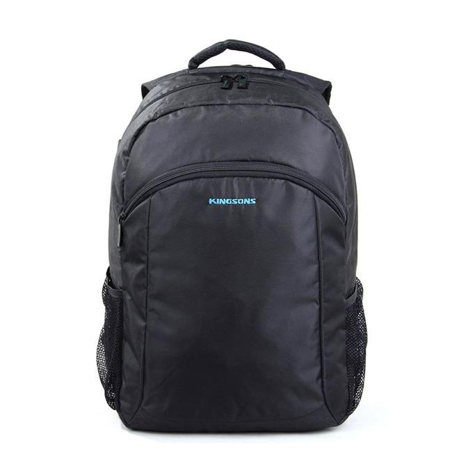 "Раница Kingsons ""Panther"" K8569W за лаптоп до 15.6"" (39.6 cm), черна image"