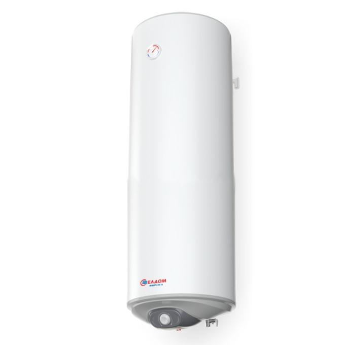 Електрически бойлер Елдом WV08039DA 80L 2.4KW, 80 л., вертикален, 2.4kW, емайлиран, енергиен клас C, размер 112.5 x 38.7 x 41.0 cm image