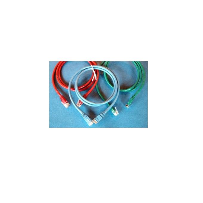 Пач кабел ACnetPLUS, UTP, Cat 5e, 3m, червен image