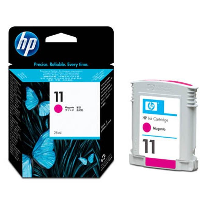 ГЛАВА HEWLETT PACKARD Business Inkjet 2200/2250 printers / Officejet 9110/9120/9130 - Magenta - P№ C4837AE - заб.: 28ml image