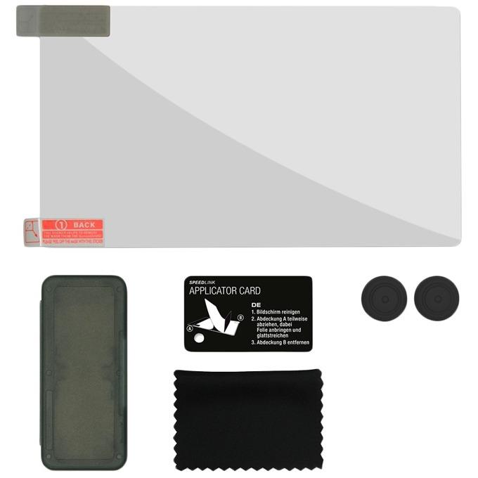 Комплект аксесоари Speedlink 4in1 Starter Kit, за Nintendo Switch, черни image