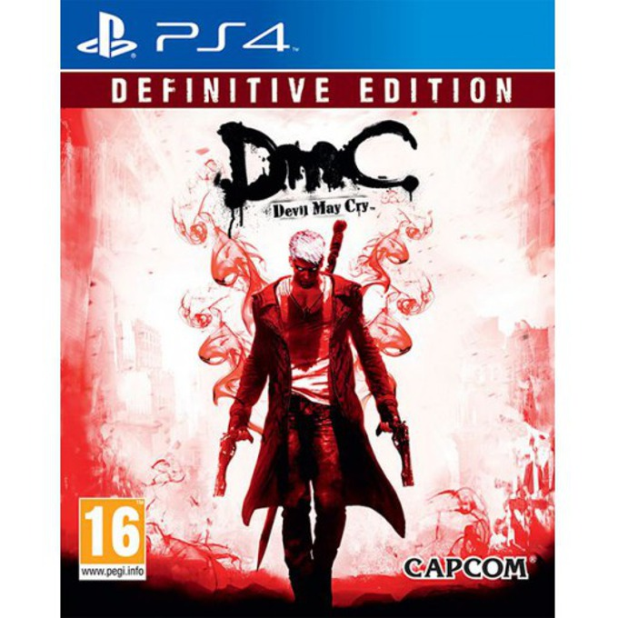 DmC Devil May Cry Definitive Edition, за PS4 image