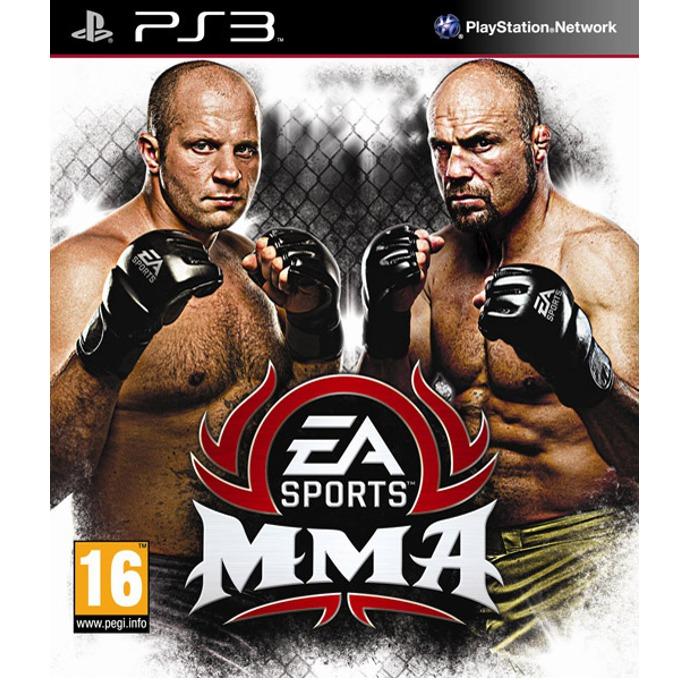Игра за конзола EA Sports MMA, за PlayStation 3  image