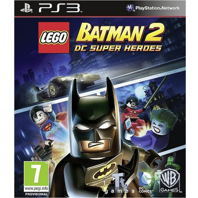 LEGO Batman 2: DC Super Heroes , за PlayStation 3 image