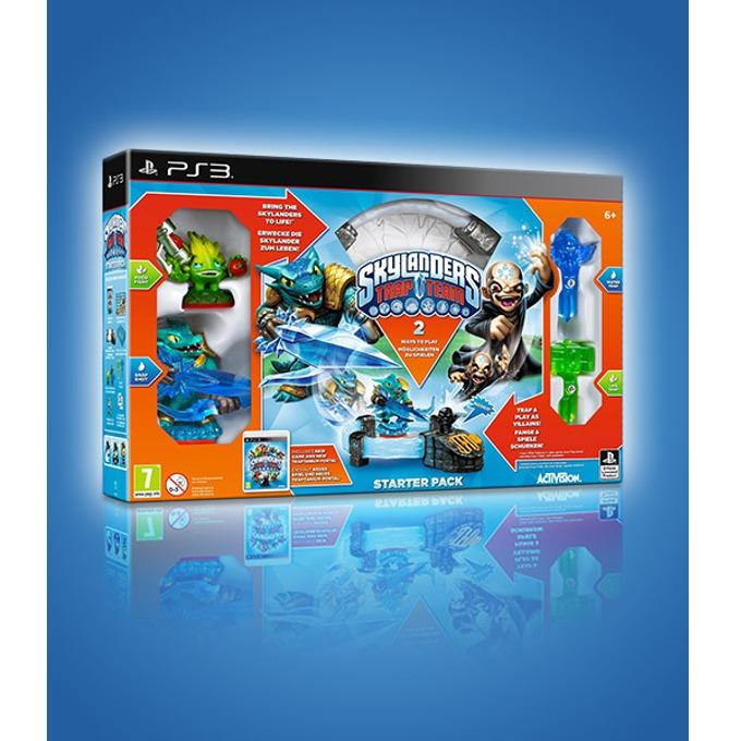 Игра за конзола Skylanders Trap Team Starter Pack, за PlayStation 3 image