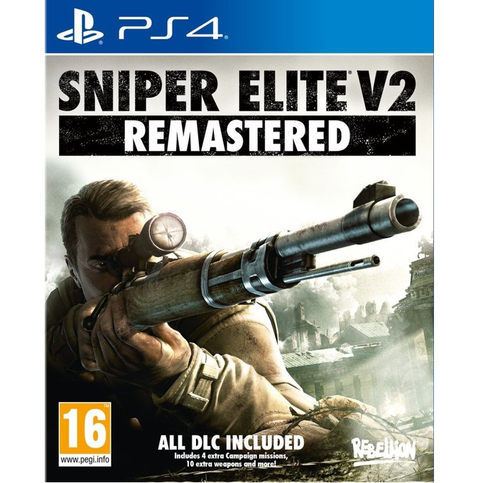 Игра за конзола Sniper Elite V2 Remastered, за PS4 image