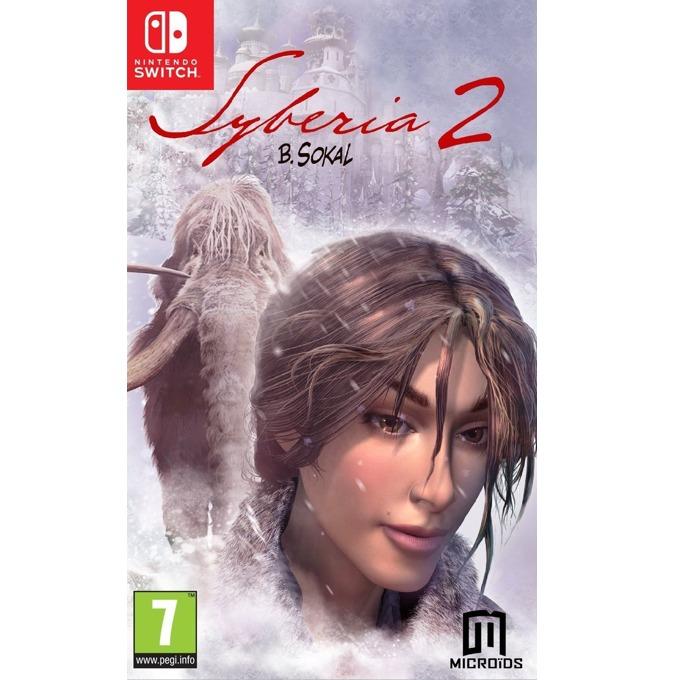 Игра за конзола Syberia 2, за Switch image