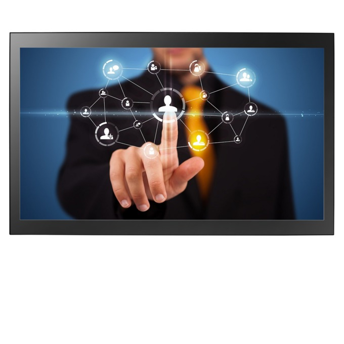 "Интерактивен дисплей AG NEOVO TX-42P, 42""(106.68 cm), Full HD TN LED, VGA, HDMI, DVI-D, RS232 image"