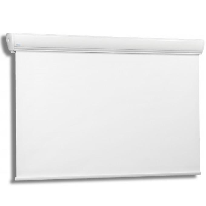 Екран Avers STRATUS 2 (30-17 MWP), електрически за стена или таван, Matt White P, 3000x1690 мм, 16:9 image