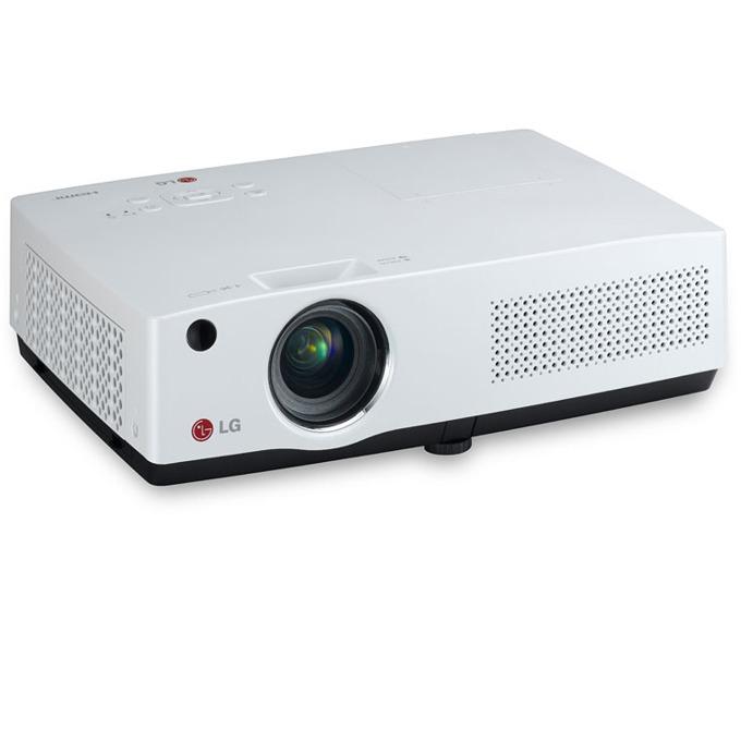 Проектор LG BD460, 3LCD, WXGA, 5000:1, 3200lm, HDMI, D-Sub image