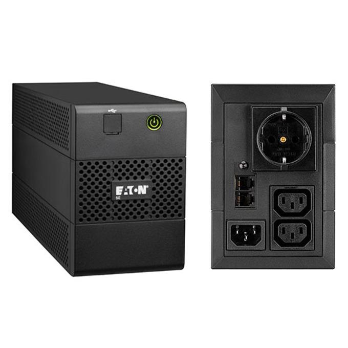 UPS EATON 5E 850i USB (DIN), 850VA/480W, Line Interactive image