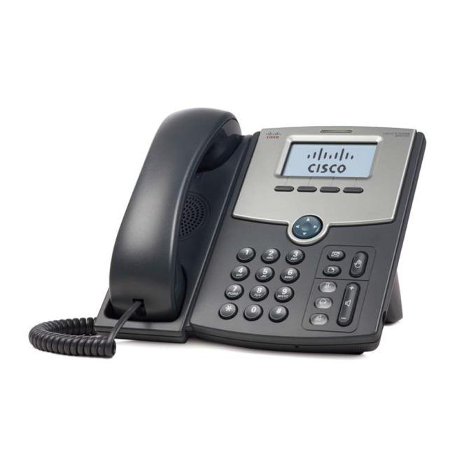 VoIP Телефон, Cisco SPA512G, Gig Ethernet, 1 линия image