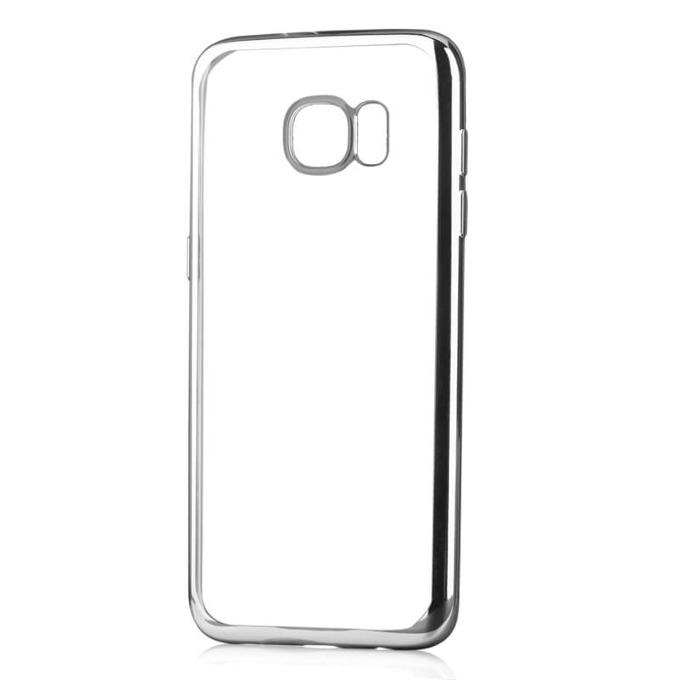 Силиконов протектор за Samsung Galaxy S7, черен image