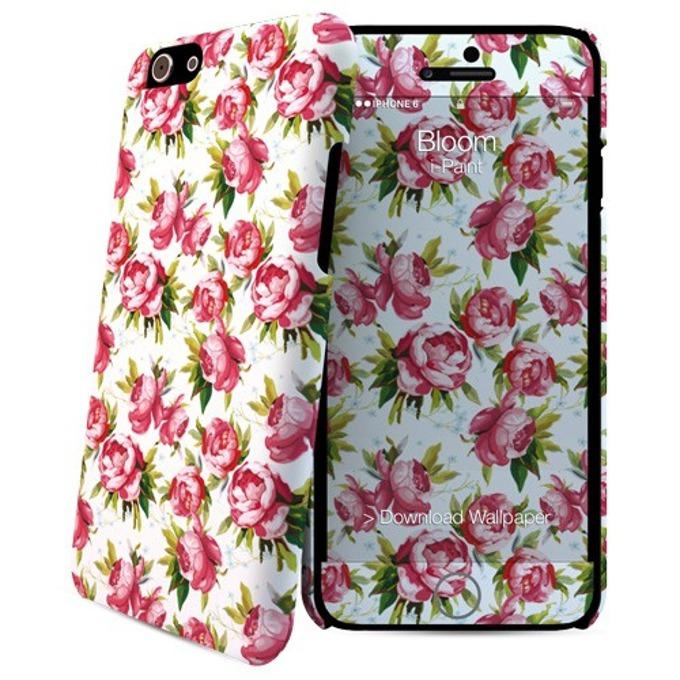 Протектор iPaint Bloom HC Case за iPhone 6/6s image