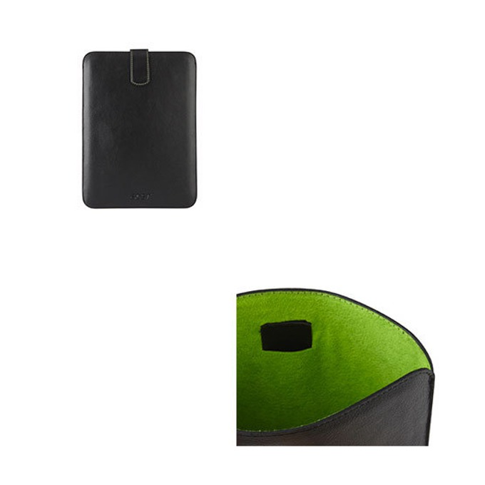 "Калъф Acer за таблет A1-81X до 7.9"" (20.06 cm), ""джоб"", черен/зелен image"