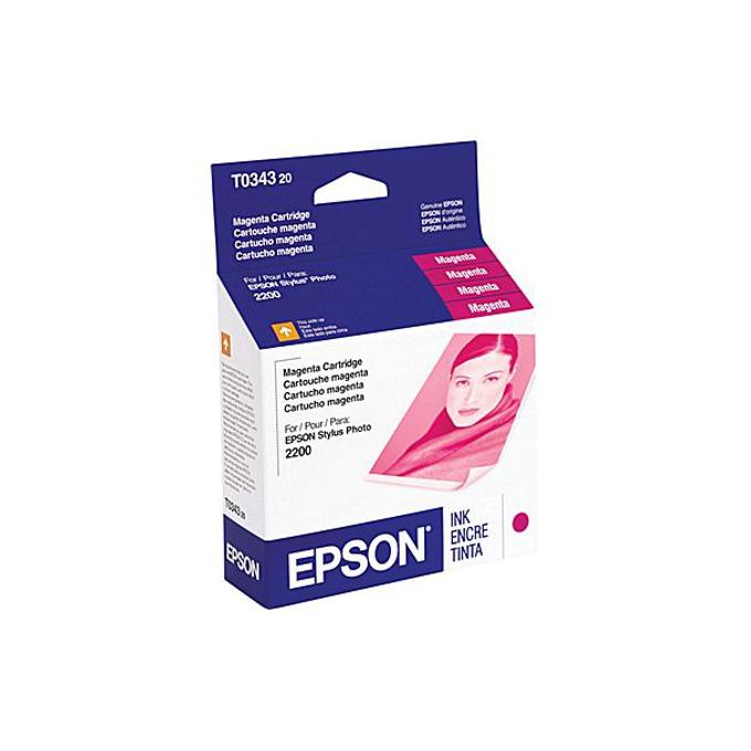 ГЛАВА ЗА EPSON STYLUS PHOTO 2200 - Magenta - P№ T034320 - A image