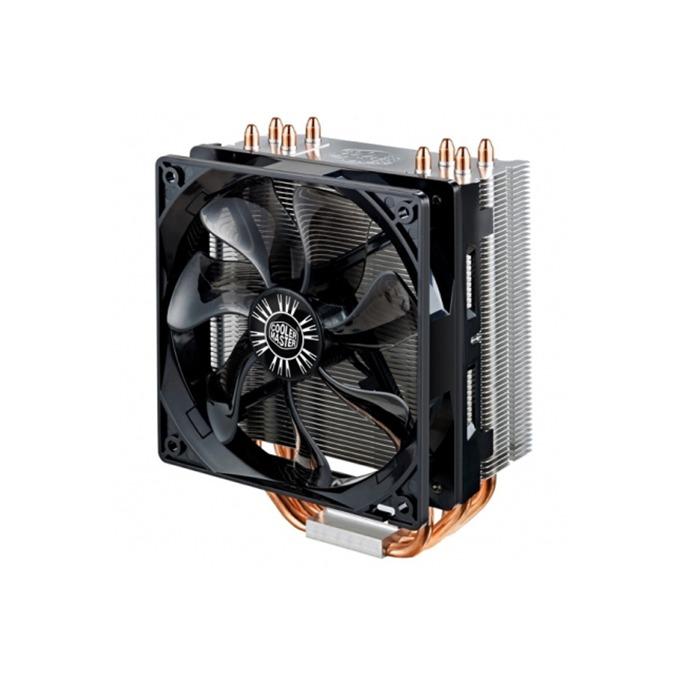 Охлаждане за процесор Cooler Master Hyper 212 EVO (EU Version), съвместимост със сокети LGA2066/1366/1156/1155/1151/1150 & AMD AM3(+)/AM2(+)/FM2(+)/FM1/AM4 image
