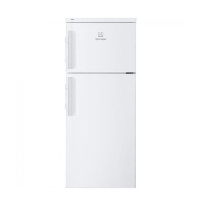 Хладилник с фризер Electrolux EJ2301AOW2, клас А+, 228 л. общ обем, свободностоящ, 227 kWh/годишно, автоматично размразяване, обръщаема врата, бял  image