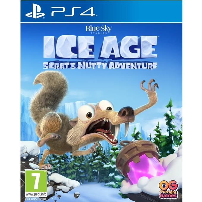 Игра за конзола Ice Age: Scrat's Nutty Adventure, за PS4 image