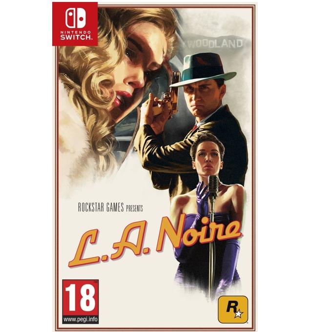 Игра за конзола L.A. Noire, за Switch image