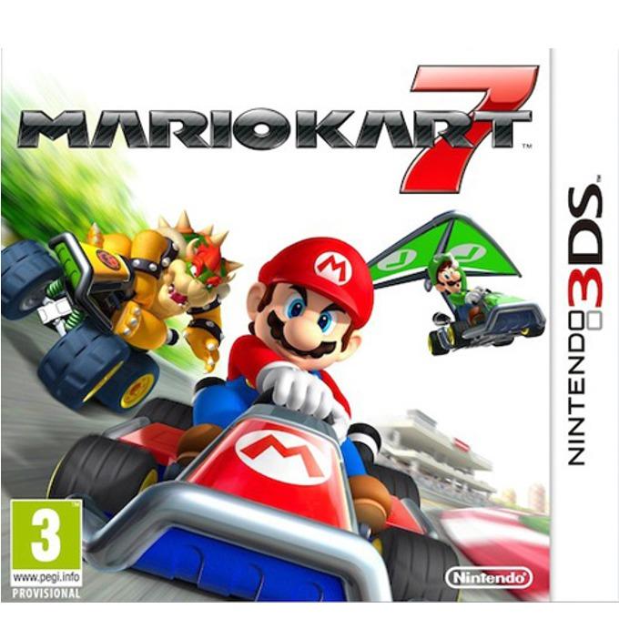 Mario Kart 7, за 3DS image