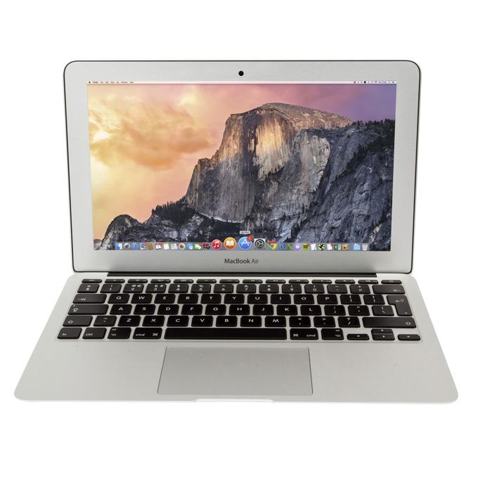 "Apple MacBook Air 13 (MQD32ZE/A), двуядрен Broadwell Intel Core i5-5350U 1.8/2.9GHz, 13.3"" (33.78 cm) LED дисплей(Thunderbolt), 8GB LPDDR3, 128GB SSD, 2x USB 3.0, MacOS X Sierra, 1.35kg image"