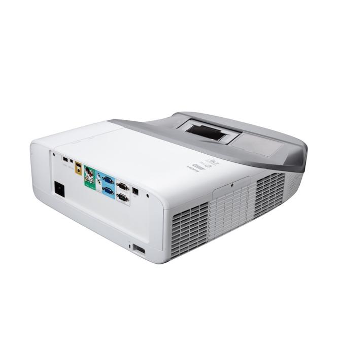 Проектор ViewSonic PS700X, DLP, Ultra Short Throw, XGA (1024x768), 10000:1, 3300 lm, VGA, HDMI, USB 2.0, RS232 image