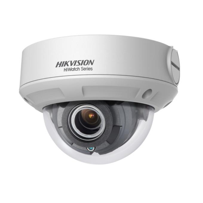 IP камера HikVision HWI-D640H-V, куполна камера, 4Mpix(2560x1440@20fps), 2.8/12 mm обектив, IR осветеност (до 30 м), H.265/H.264/H.265/H.264/MJPEG , външна IP67, IK10, PoE, RJ-45 image