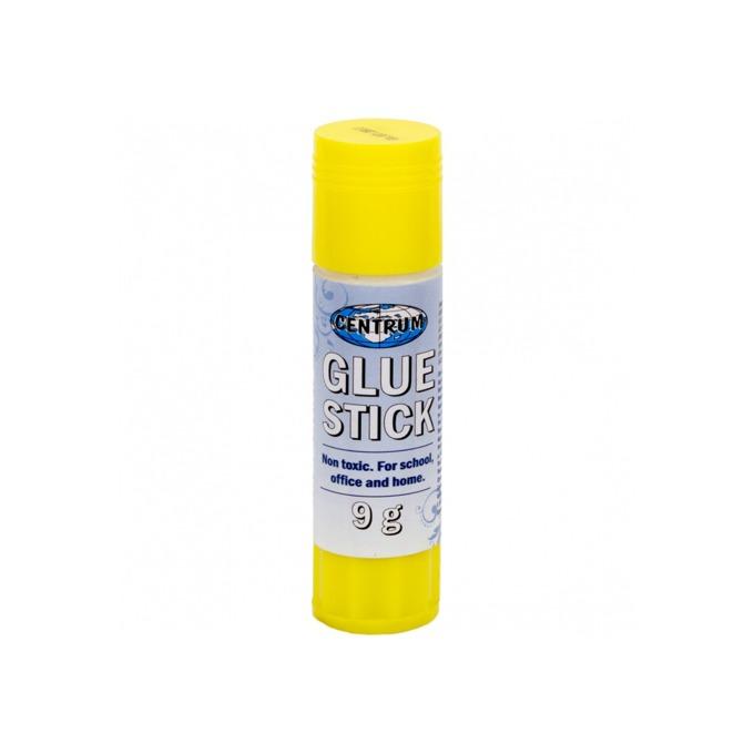 Сухо лепило Centrum Glue Stick, стик, 9г., жълто image