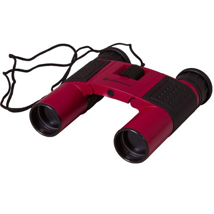 Bresser Topas 10x25, 10x оптично увеличение, диаметър на лещата 25mm, червен image
