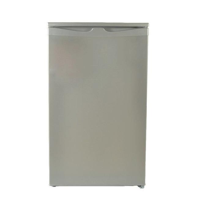 Хладилник с камера Crown GN 1101 SILVER, клас А+, 81 л. общ обем, свободностоящ, 127 kWh/годишно, инокс image