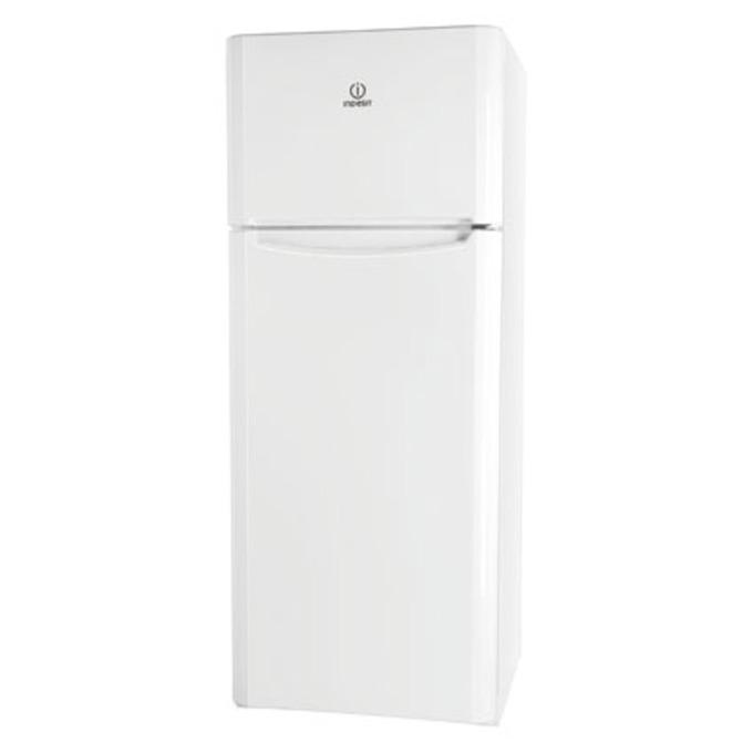 Хладилник с камера Indesit TIAA 10, клас A+, 252 л. общ обем, свободностоящ, 239 kWh/годишно, бял image