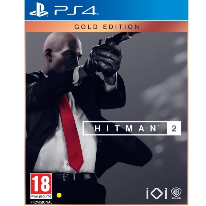 Hitman 2 Gold Edition (PS4) product