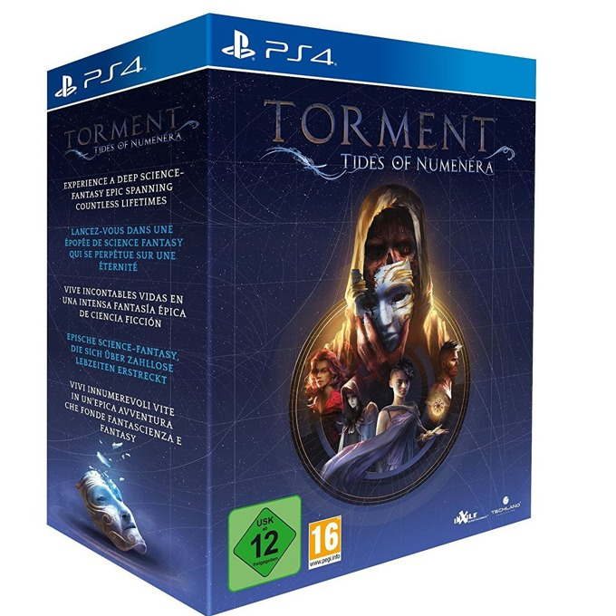 Игра за конзола Torment: Tides of Numenera Collectors Edition, за PS4 image