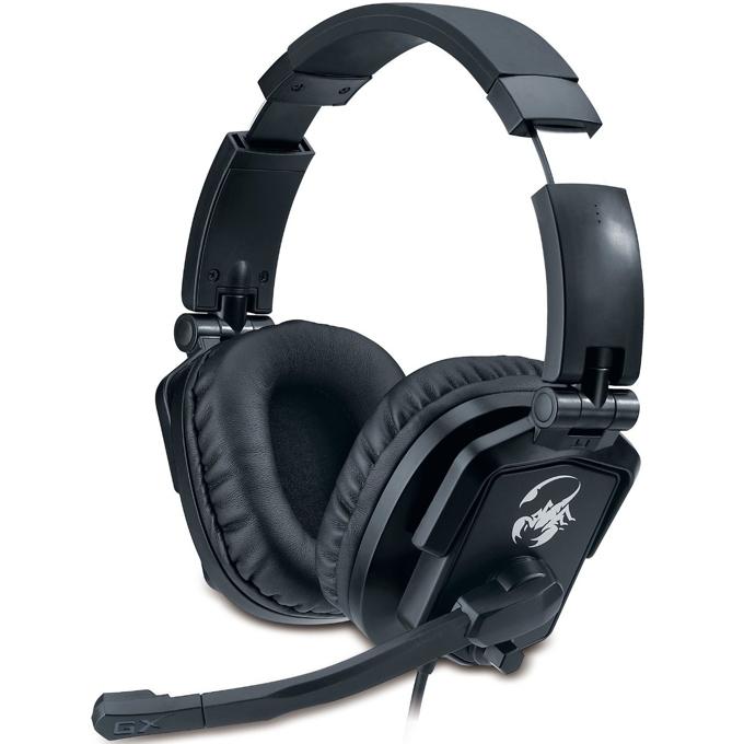 Слушалки Genius Lychas HS-G550 Gaming Headset, микрофон image