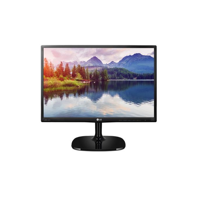 """Монитор LG 27MP48HQ-P, 27"""" (68.58 cm), IPS панел, 5ms, Full HD, 1000:1, 250 cd/m², HDMI, D-Sub image"""