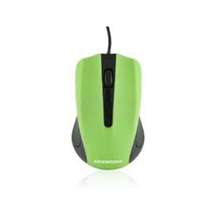 Мишка Modecom MC-M9,оптична (1000 dpi),зелена image