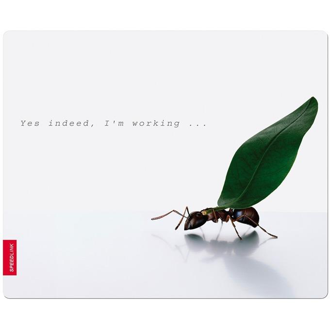 Подложка за мишка Speedlink Silk, щампа, 230 x 190 x 15mm image