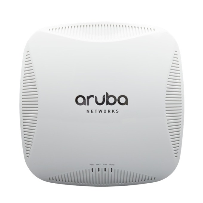 Access point/Аксес пойнт HPE Aruba Instant 215, 2.4GHz(450Mbps)/5GHz(1.3Gbps), 1x LAN1000, USB 2.0 Type A, 6x вътрешни антени image