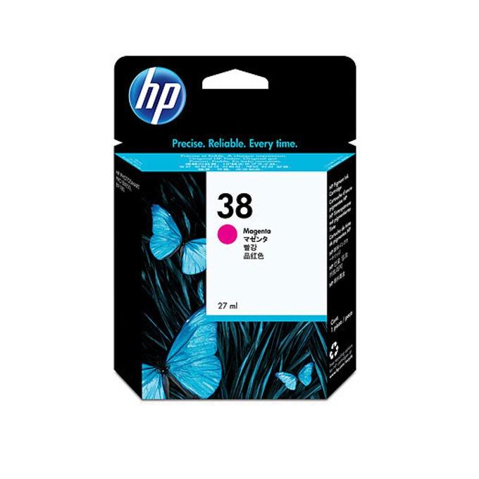 ГЛАВА HEWLETT PACKARD Photosmart Pro B9180 Professional Photo Printer - Magenta Pigment Ink - P№ C9416A - заб.: 27ml. image
