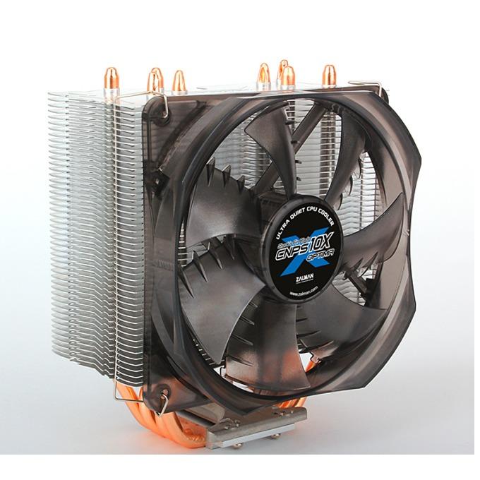Охлаждане за процесор Zalman CNPS10X Optima, Съвместимост с 1155/1156/1150/1151/1366/775/FM1/FM2/AM3+/AM3/AM2+/AM2 image