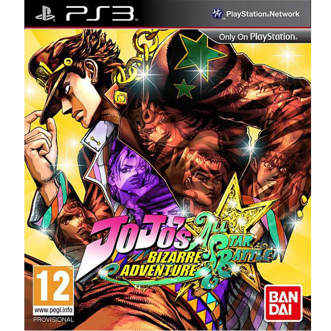 Игра за конзола JoJos Bizzare Adventure: All-Star Battle, за PlayStation 3 image